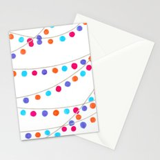 Circle Bunting Stationery Cards