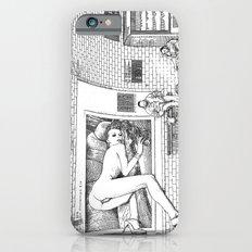 asc 524 - L'érotisme des tubes (Meanwhile in the Métro...) iPhone 6 Slim Case