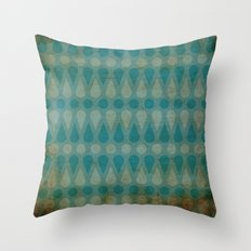 Pattern Ten Throw Pillow