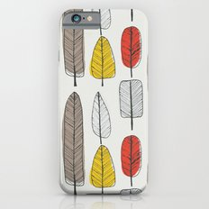 Leaf Pattern iPhone 6s Slim Case