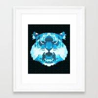 Tigr Framed Art Print