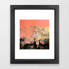 Okie Framed Art Print