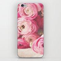 La Vie En Rose iPhone & iPod Skin