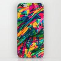Wild Abstract iPhone & iPod Skin