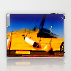 Smeared Boat Laptop & iPad Skin