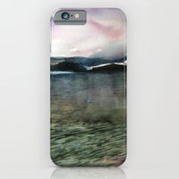 iPhone & iPod Case featuring Alaska Sky and Sea by ArtistsWorks