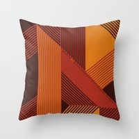 Design is a Mix Throw Pillow