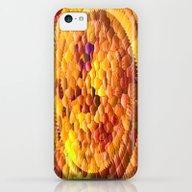 Golden Corn iPhone 5c Slim Case