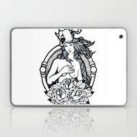 A Passing Glance Laptop & iPad Skin