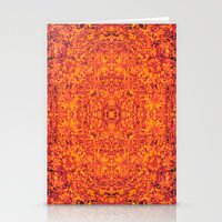 Satan's Carpet Stationery Cards