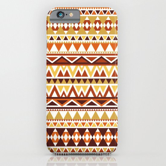 Aztec 1 iPhone & iPod Case