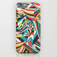 iPhone & iPod Case featuring Don't Come Close by Danny Ivan