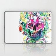 SKULL ISLAND Laptop & iPad Skin