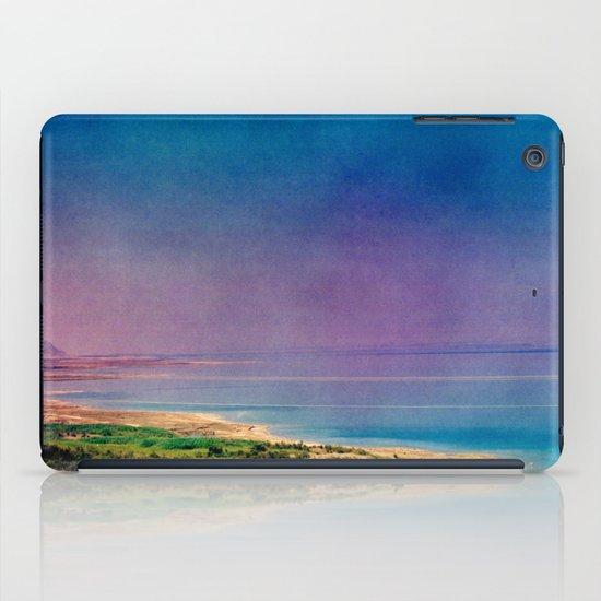 Dreamy Dead Sea I iPad Case
