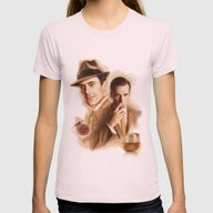 T-shirt featuring MAD MEN DON DRAPER by TOXIC RETRO
