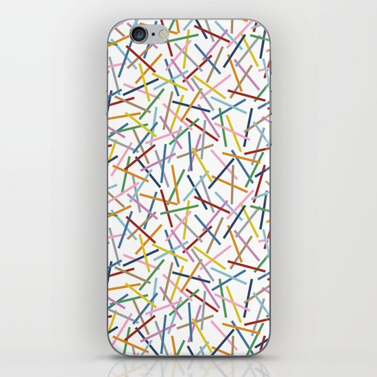Kerplunk Repeat 2 iPhone & iPod Skin