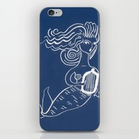 Siren  iPhone & iPod Skin