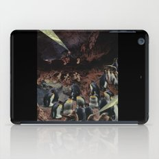 PENGUINS WITH POWERS iPad Case