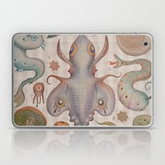 Marine Curiosities Tab I… Laptop & iPad Skin