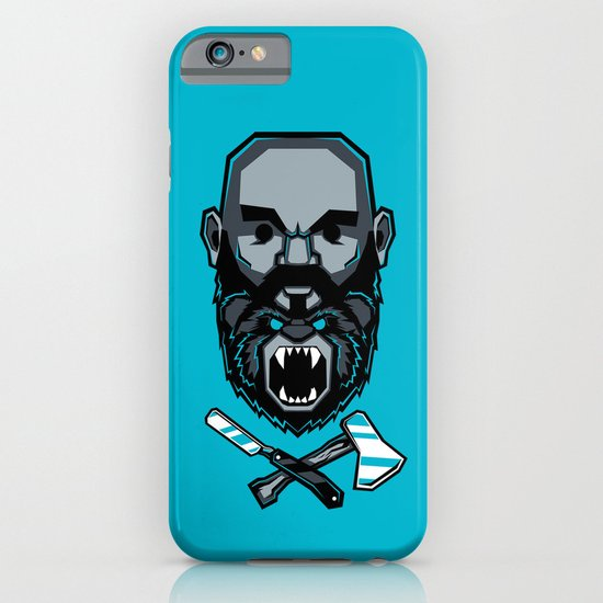 Wild BEARd iPhone & iPod Case