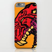 iPhone & iPod Case featuring crimson by certified-alberto