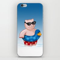 SAFETY iPhone & iPod Skin