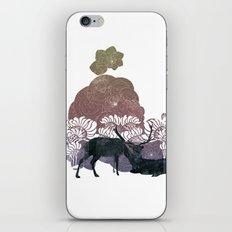 tenderness  iPhone & iPod Skin