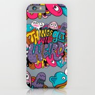 Things Might Get Weird iPhone 6 Slim Case