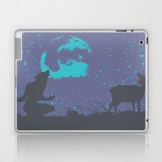 The Werewolf of Saddle Creek Laptop & iPad Skin