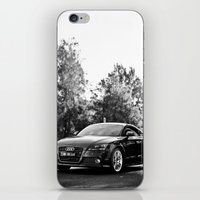 Audi TT iPhone & iPod Skin