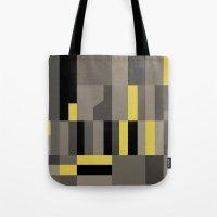 White Rock Yellow Tote Bag