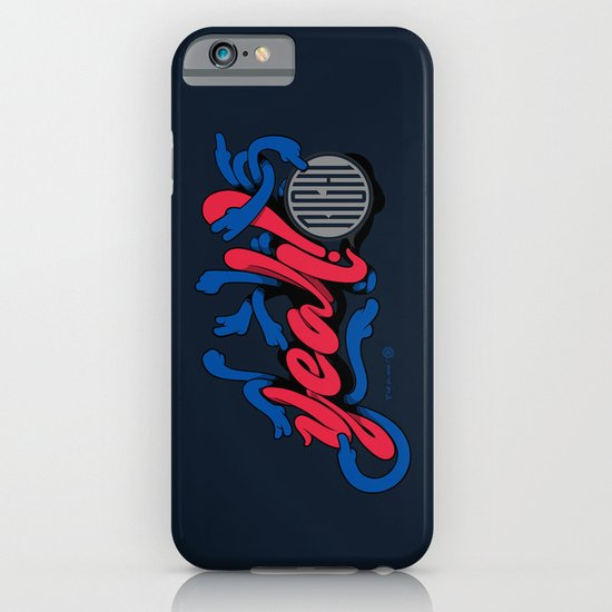 Yeah! Right iPhone & iPod Case