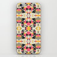 Lemonade Stand Tribal  iPhone & iPod Skin