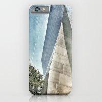 iPhone & iPod Case featuring Walt Disney Concert Hall, Los Angeles by Quyen Nguyen