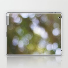 tree bokeh Laptop & iPad Skin