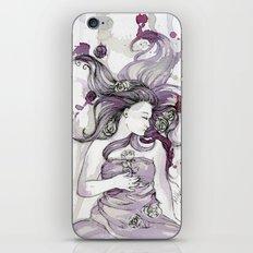 Briar Rose iPhone & iPod Skin