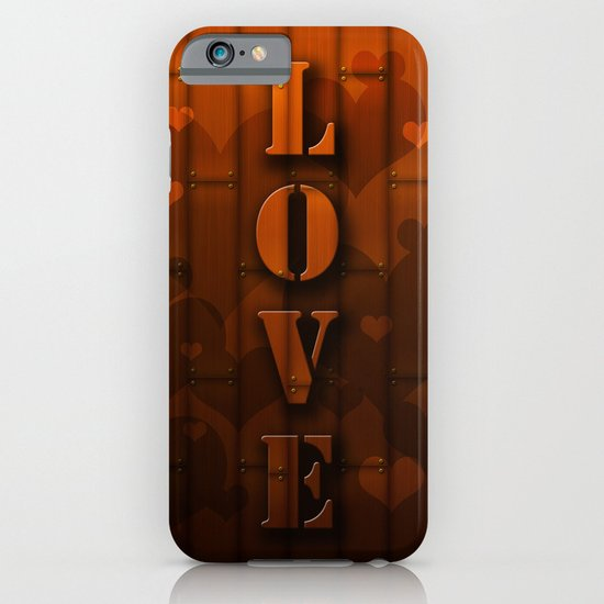 LOVE!  iPhone & iPod Case