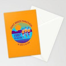 Point Breeze Marathon Stationery Cards