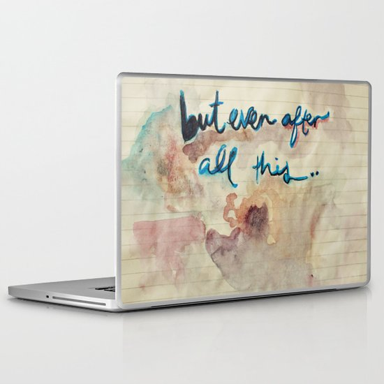 Real Love Laptop & iPad Skin
