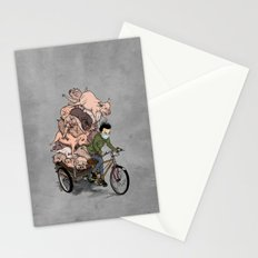 Shanghai Pork Trike Stationery Cards