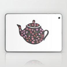 Tea Time Teapot Laptop & iPad Skin