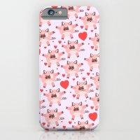 Pigs iPhone 6 Slim Case