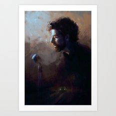 Llewyn Art Print
