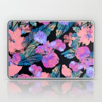 Night Blooms Laptop & iPad Skin