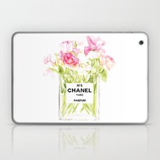 PERFUME FLORAL No.5 Laptop & iPad Skin
