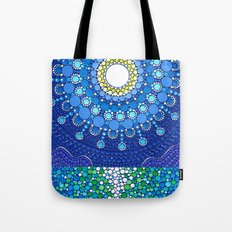 Full Moon Splendour Tote Bag