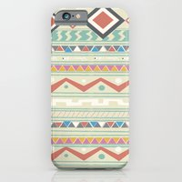 iPhone & iPod Case featuring Native by Nika