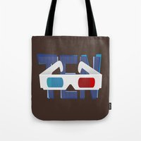 'Ten' - Doctor Who Tenth… Tote Bag