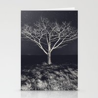 Branching Into The Stars Stationery Cards