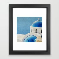 They Are One Framed Art Print